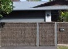 Kwikfynd Brushwood fencing actontas