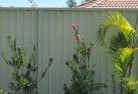 Acton TAS Corrugated fencing 1