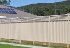 Acton TAS Corrugated fencing 2