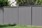 Acton TAS Corrugated fencing 9