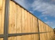 Kwikfynd Lap and Cap Timber Fencing actontas