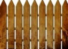 Kwikfynd Timber fencing actontas