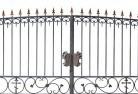 Acton TAS Wrought iron fencing 10