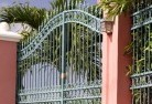 Acton TAS Wrought iron fencing 12