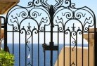 Acton TAS Wrought iron fencing 13