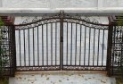 Acton TAS Wrought iron fencing 14