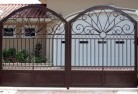 Acton TAS Wrought iron fencing 2
