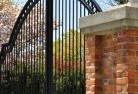 Acton TAS Wrought iron fencing 7