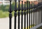 Acton TAS Wrought iron fencing 8